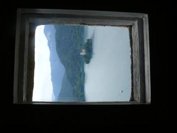 Sziget a wc ablakból. : )