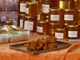Méz árus