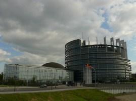 Európa parlament Strasbourg