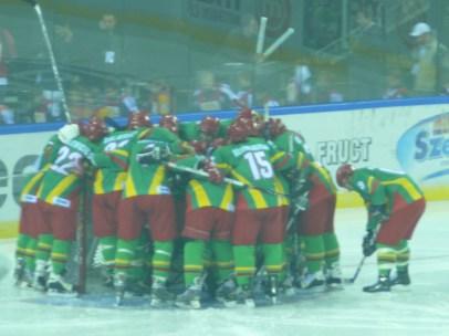 Litván csapat