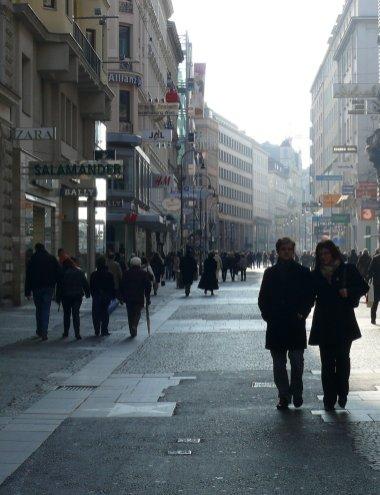Bevásárló utca
