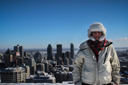 Adri és Montreal / Adri et Montreal