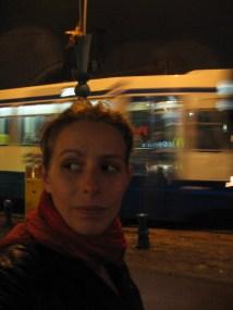 Adrienn és a kék villamos