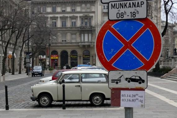 Budapest trabant
