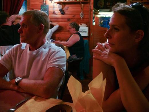 Vacsora a Kalózban
