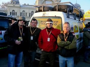 BetonEPAG off-road team