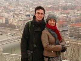 Fred Amelie és az Erzsébet híd
