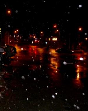 Hull a hó...