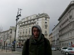 Anthony Budapesten