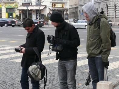 Anthony és a cameramannok