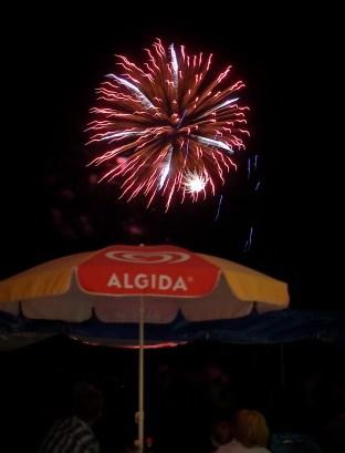 Augusztus 20 sponzored by Algida