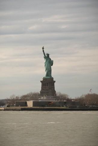 A szabadság-szobor / Statue de la Liberté