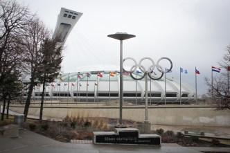 Az olimipai stadion - Stade olypic