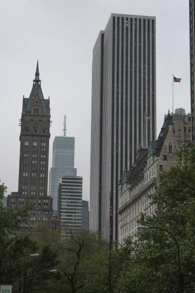 New York épületek – batiments