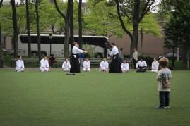 Kendo - Brookly Cadman plaza
