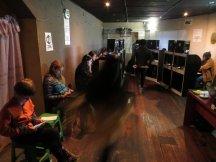 Un cyber-café de Puquio