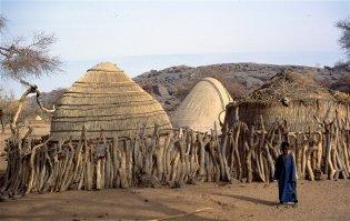 Les tentes traditionnelles