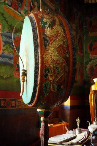 Interieur du temple - Mulbek