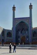 Mosquée de l'immam, Isphahan