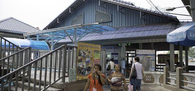 泰國 D3 – 臥佛寺、拷桑路
