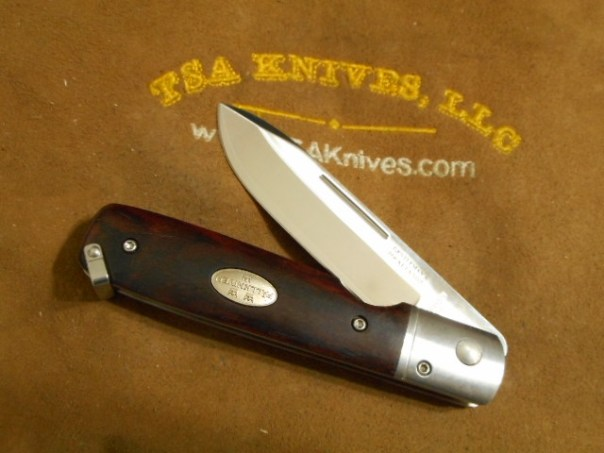 Fallkniven Gentleman's Knife
