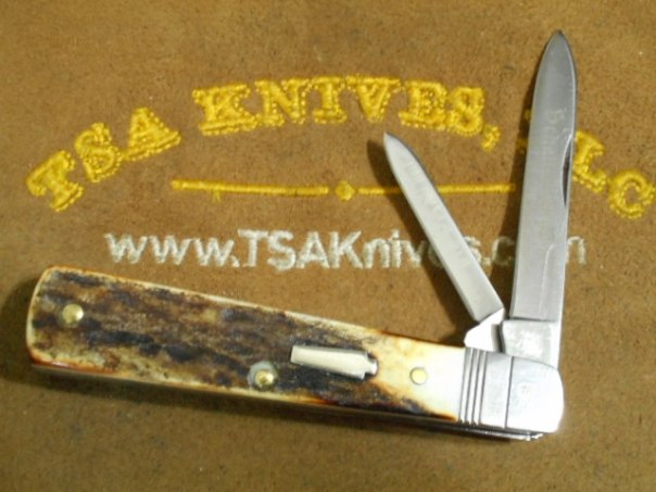 S&M Sheffield Jack with Genuine Stag Handle