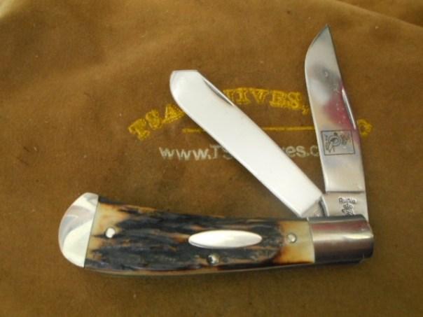 Queen Cutlery Bill Ruple Trapper