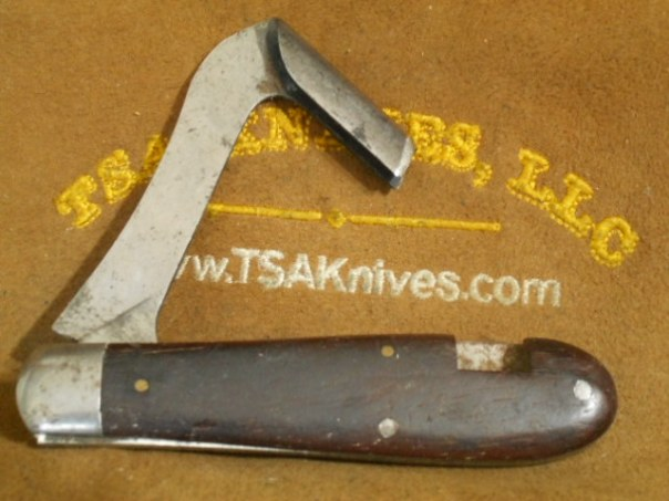 Schrade Timber Scribe