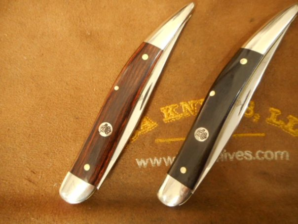 New Queen Knives
