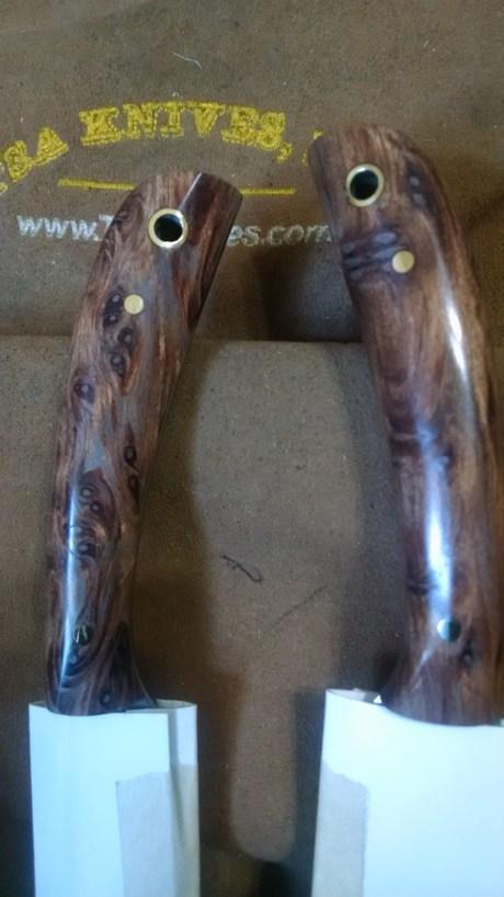 Redwood Birdseye Burl
