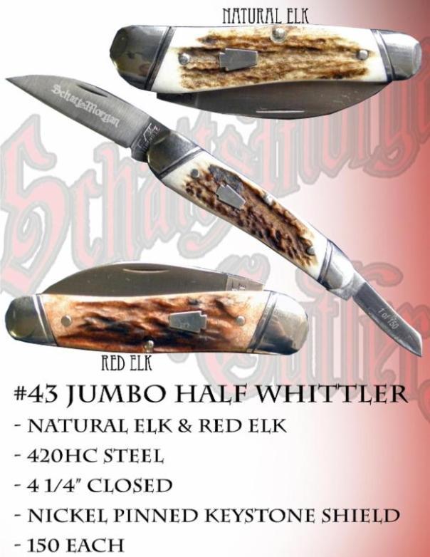 Jumbo half whittler