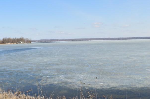 Main Lake Body still covered