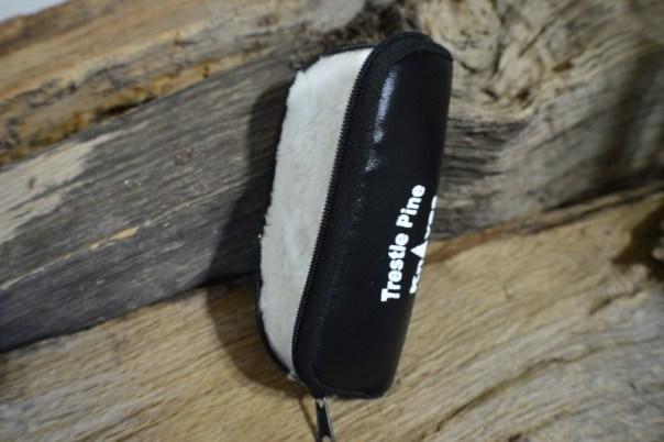 Padded Zipper Pouch
