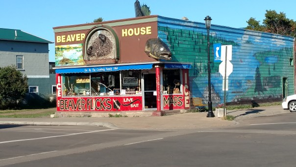 The Beaver House, Grand Marais, MN