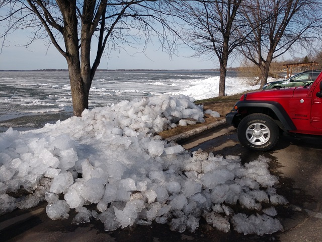 Ice Out Contest 2019