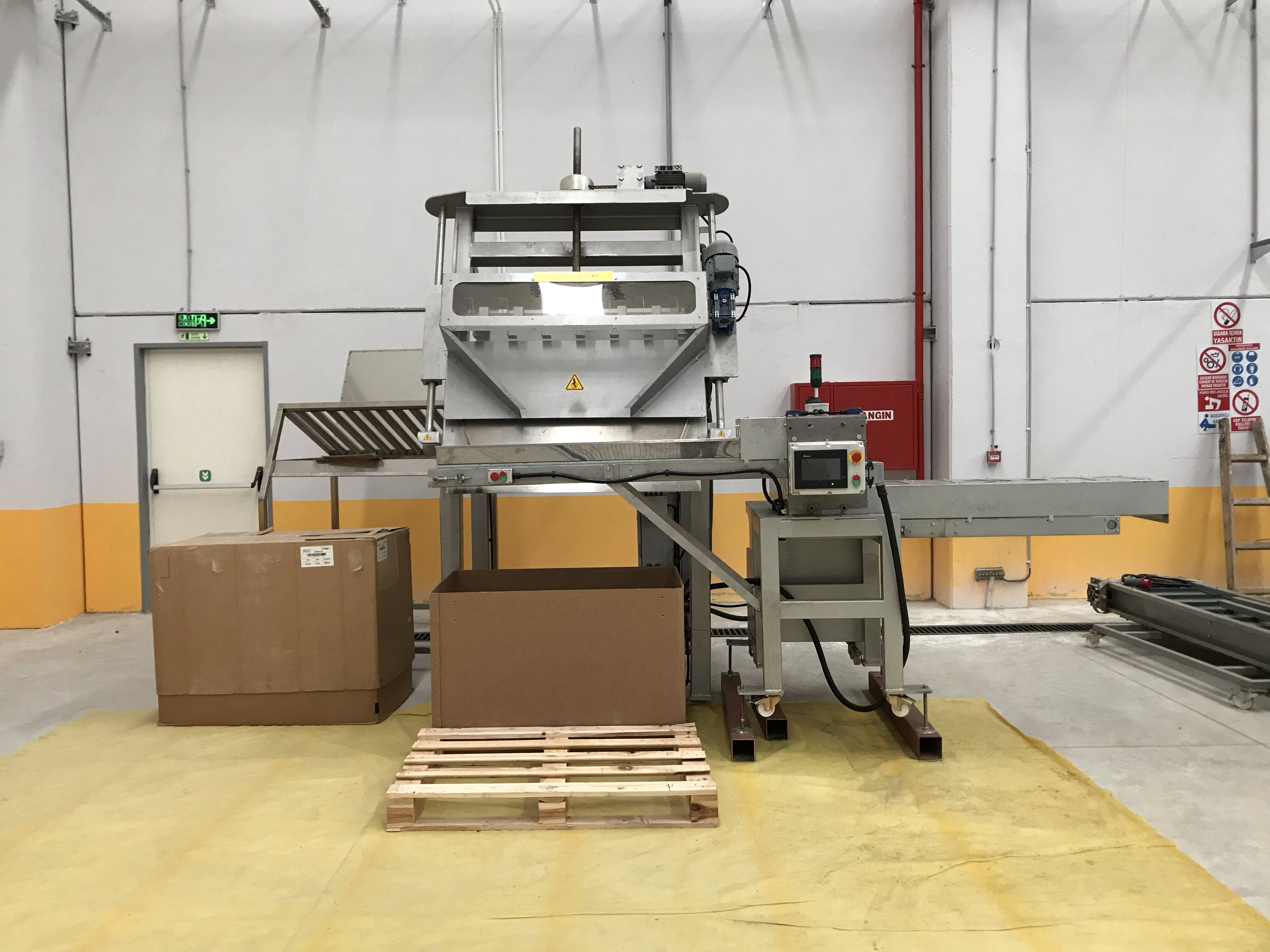 pre owned tobacco processing machines