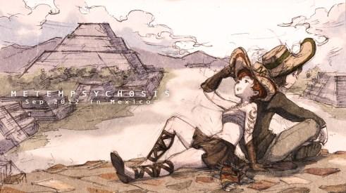 イラストレーターlorienbacketさんに描いていただいたイラスト