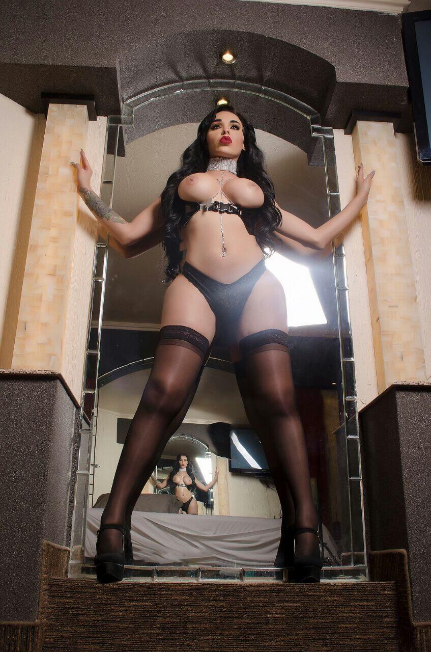 Paulina Garcia travesti
