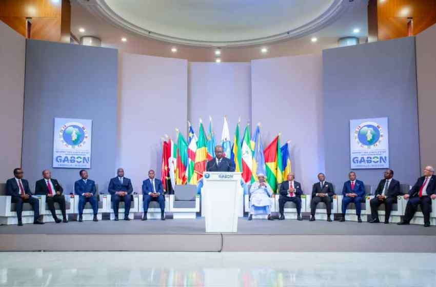 Un sommet de plus pour la redynamisation de la CEEAC