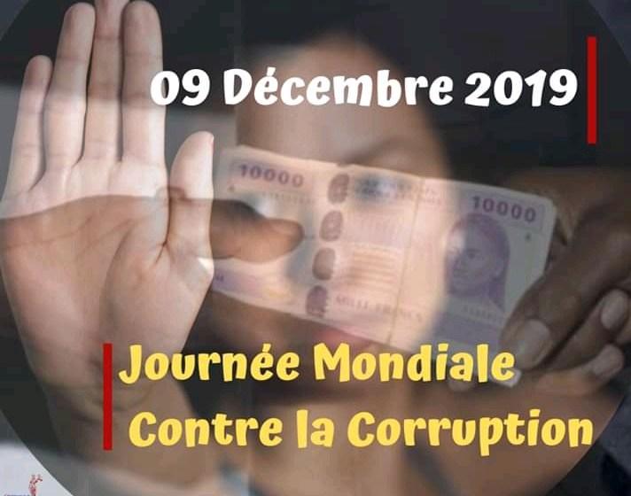 Journée nationale de lutte contre la corruption et l'enrichissement illicite