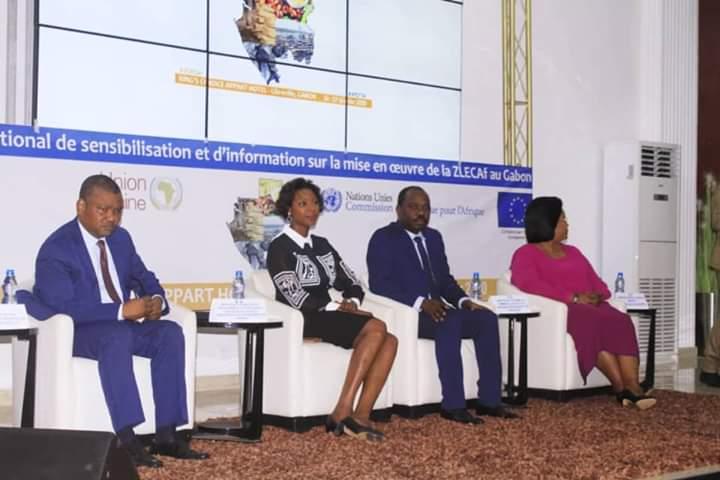 La ZLECAF: Source de croissance du commerce intra africain