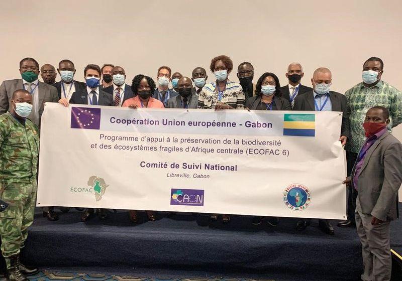 Gabon: Effectivité du comité de suivi du Programme ECOFAC6