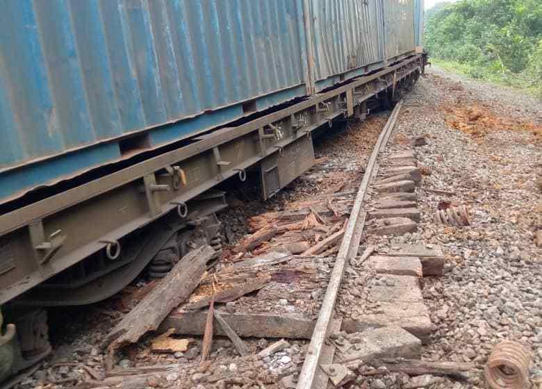 Communiqué: suite à un énième déraillement du train marchandise, Setrag rassure les usagers