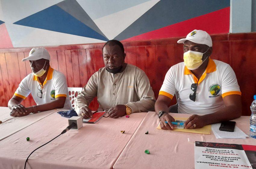 """Gabon/Politique: """"l'opposition est fatiguée de dénoncer"""", dixit Féfé Onanga"""