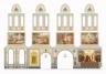 Эскиз росписи храма и образцы орнамента для храма в честь Иверской иконы Божией Матери города Ижевска