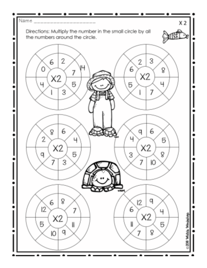 Valentine S Day Multiplication Worksheet