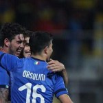 L'Italia Under 21 giocherà la  sua prima gara dell'Europeo di categoria al Dall'Ara (foto www.figc.it).