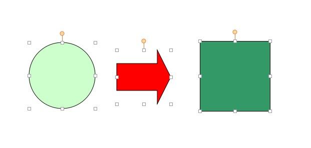 Kingsoft Writer2013 図形の挿入