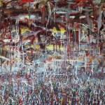 """26. Februar 2017 bis zum 27. April 2017 """"Wo das Wort aufhört"""". Ausstellung von Nikolai Estis"""