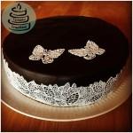 Tschakkos Spitzendekor-Torte